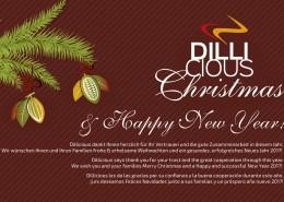 Dillicious Christmas 2016!